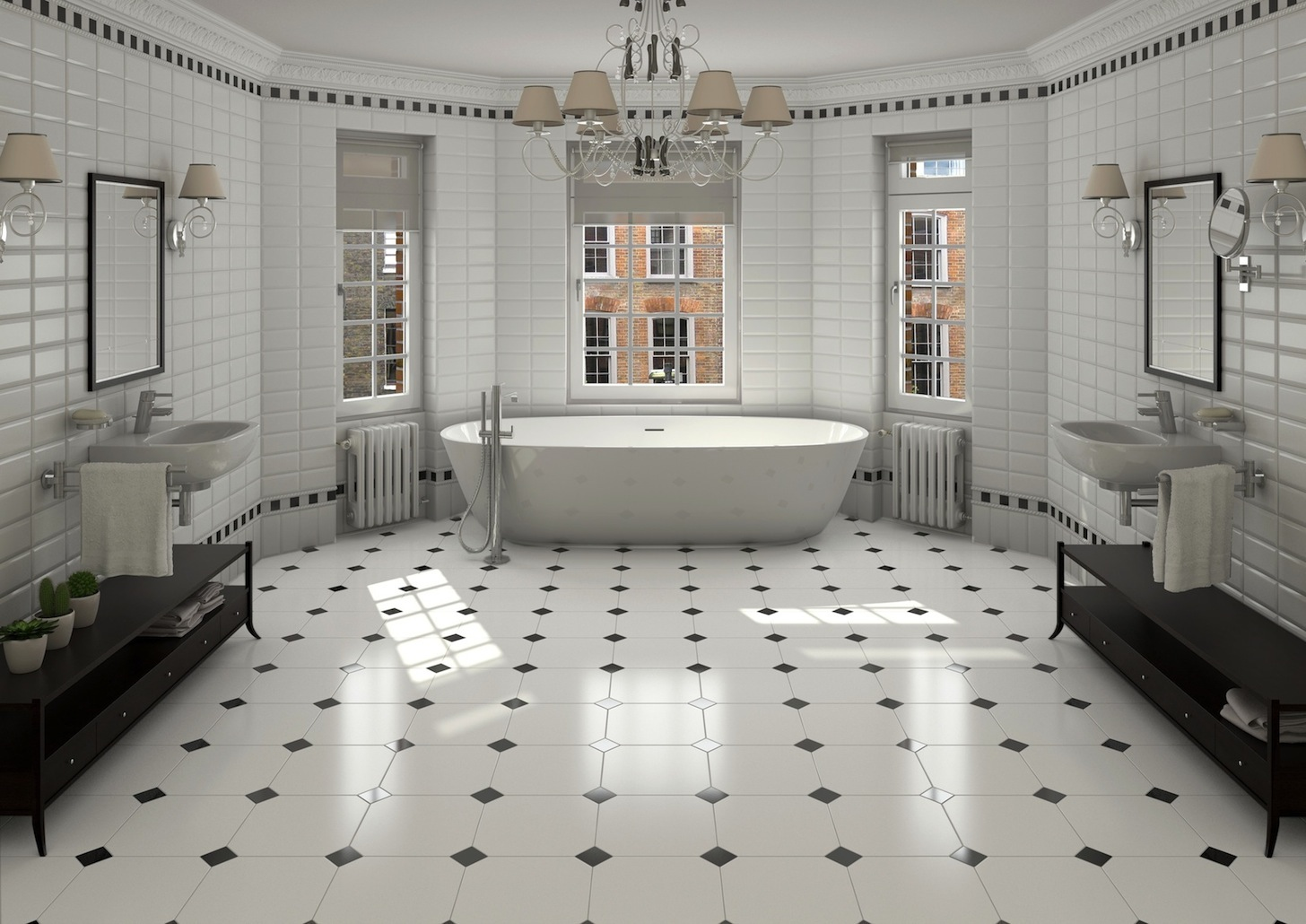 Affordable kitchen and bathroom Floor tiles in Grimsby and Louth ...