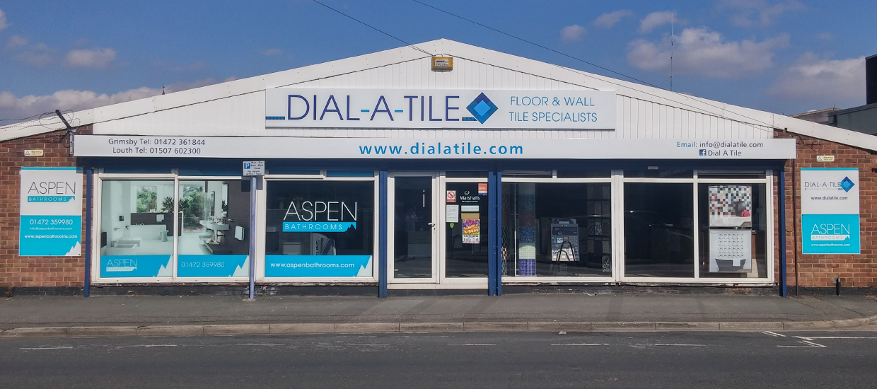 Dial-A-Tile Showroom in Grimsby